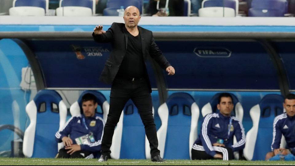 Arjantin'de futbolcular isyanda! Sampaoli görevden alınacak mı?