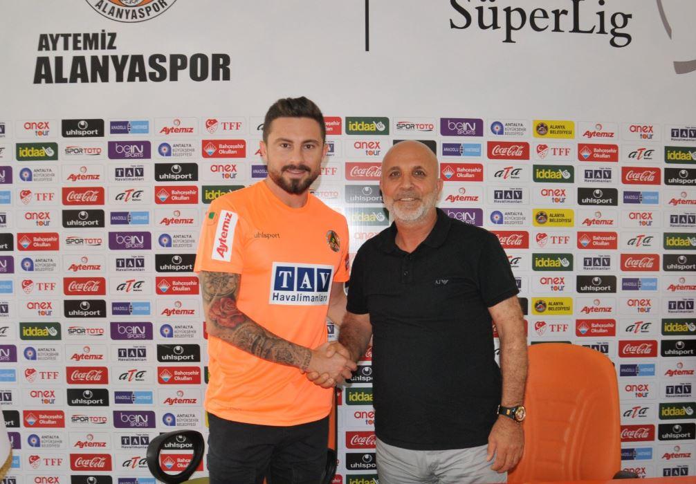 """""""Eskişehirspor'a kırgınlığım yok"""""""