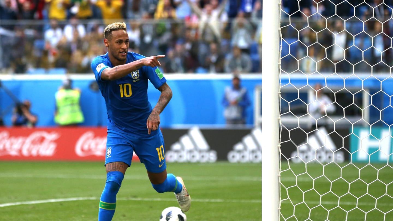 Neymar Brezilya tarihine geçmeye devam ediyor! Önünde sadece Pele ve Ronaldo...