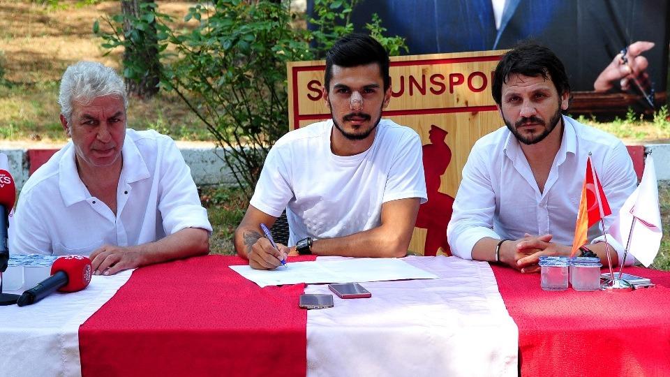 Samsunspor'dan transfer harekatı! 1 günde 2 transfer...