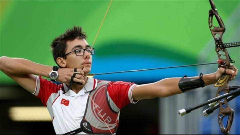 2018 Akdeniz Oyunları'nda birinci gün sona erdi! Mete Gazoz...