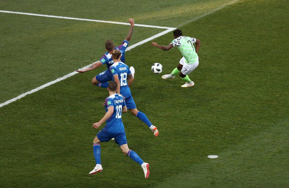 Nijerya kazandı, Arjantin'in ümitleri arttı!