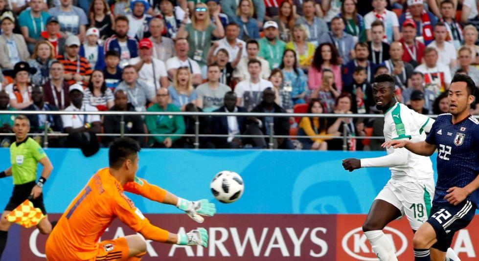 Japonya ile Senegal birbirlerine diş geçiremedi: 2-2!