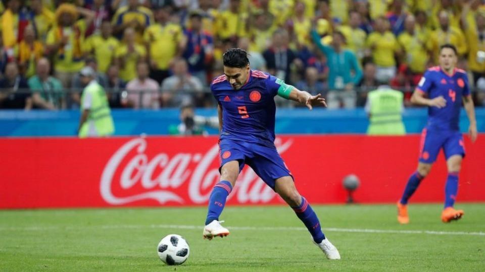 Falcao, kariyerindeki ilk Dünya Kupası golünü attı!