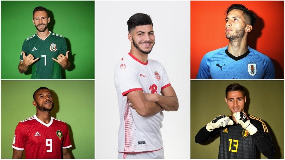 Dünya Kupası'nda büyük tesadüf! Tam beş futbolcu...