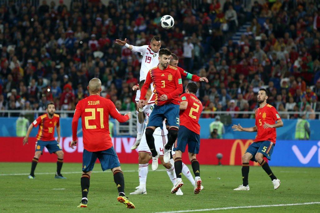 İspanya'dan Rusya'ya büyük üstünlük