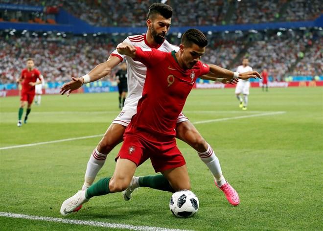 Portekiz ile İran 1-1 berabere kaldı! Portekiz son 16'ya kaldı