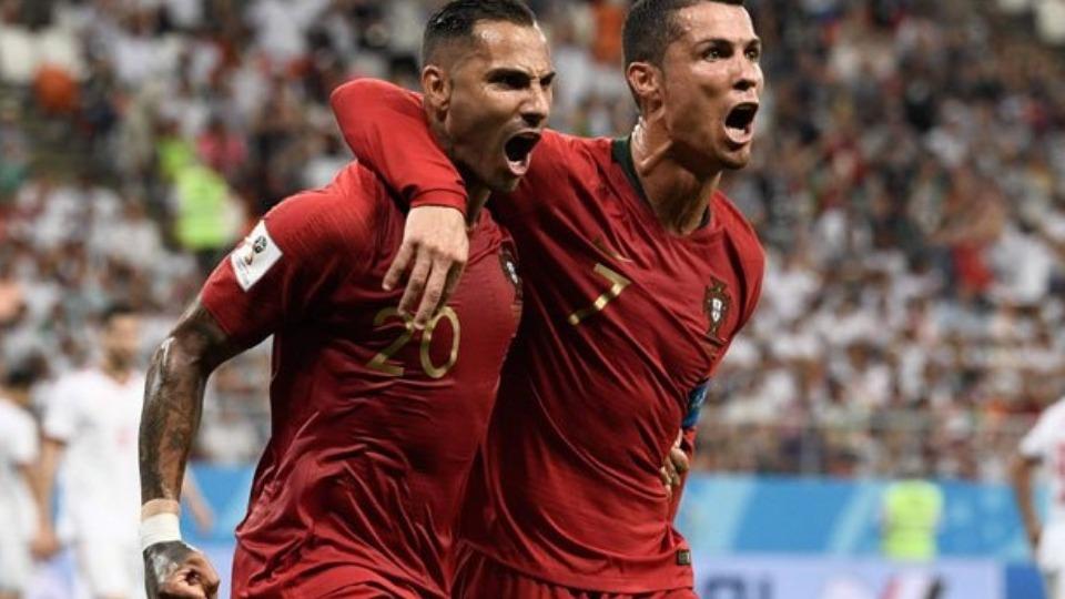 Ronaldo, Juventus'ta iddialı