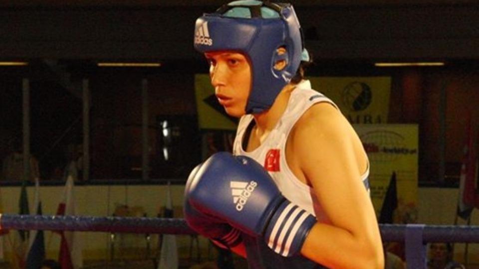 Milli boksörün gözü dünya şampiyonluğunda