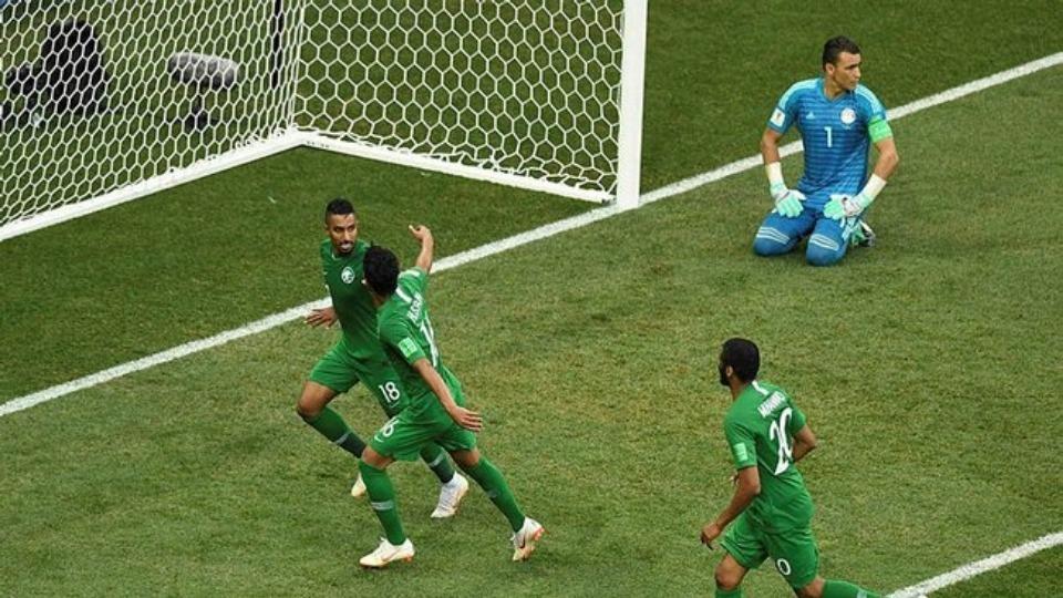 Suudi Arabistan'ın son dakika golü can aldı!