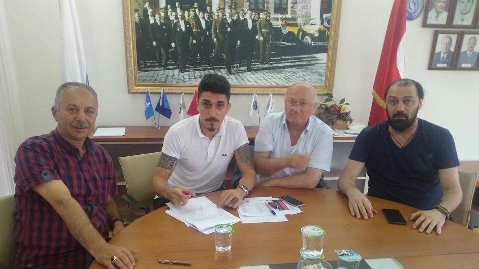 Sarıyer, Abdullah Topkara'yı transfer etti!