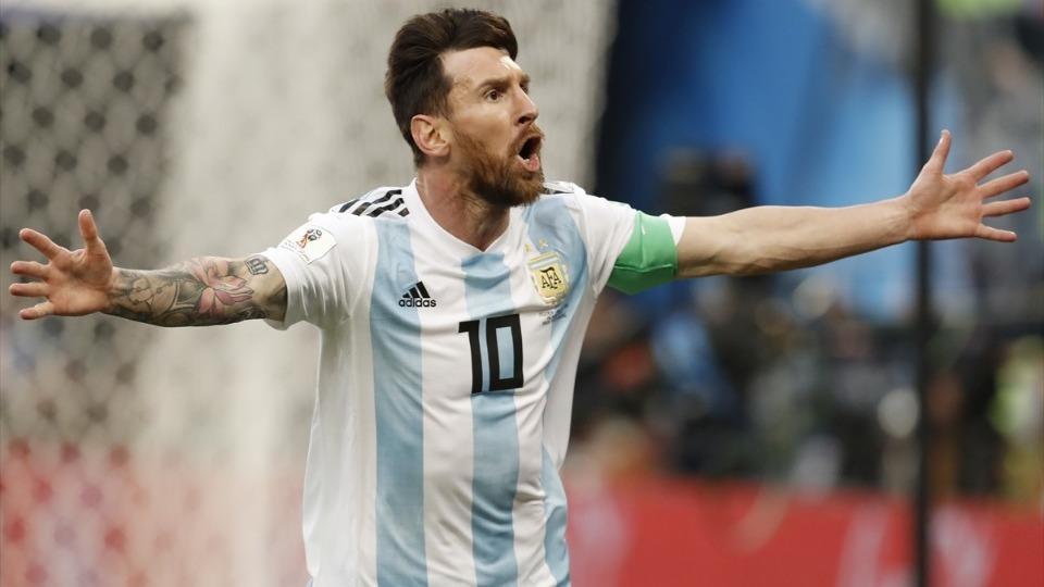 Messi, Dünya Kupaları tarihinde bir ilk başardı!