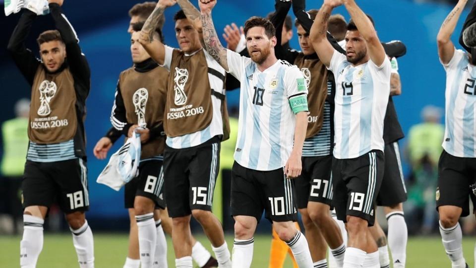 Arjantin'in Copa America kadrosu belli oldu