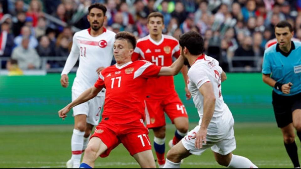 Rusya - Türkiye maçının nerede oynanacağı açıklandı