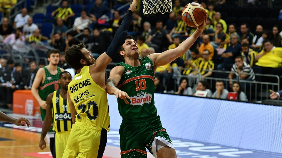 Banvit'ten transfer şovu! Morgan, Bircevic...