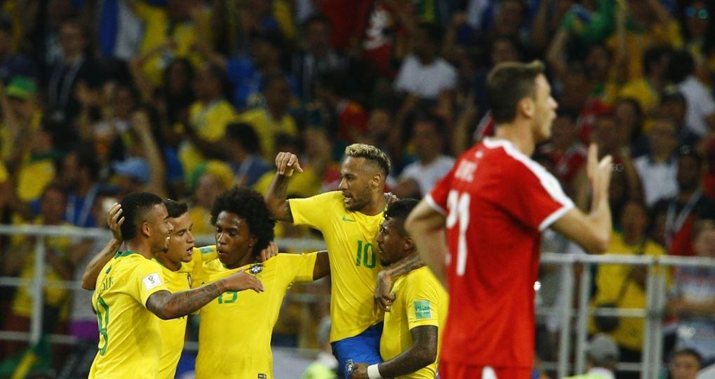 Brezilya, Sırbistan'ı devirdi Rusya'da turladı!