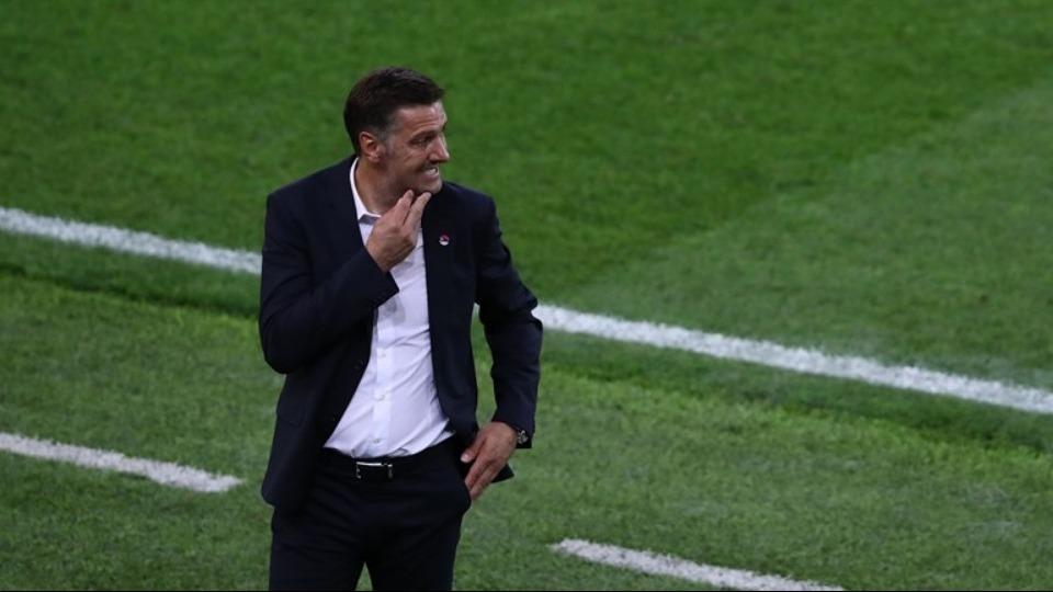 Mladen Krstajic: Brezilya gibi bir takıma karşı böyle açık oynamak gerçekten çok zor
