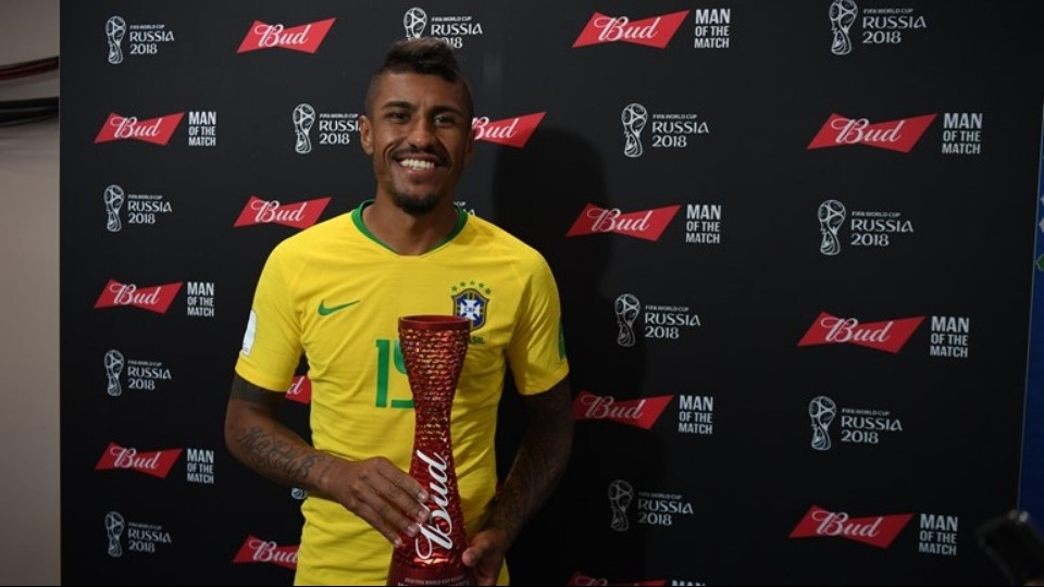 Paulinho: Buradayım çünkü çok çalıştım ve bunu hak ettim