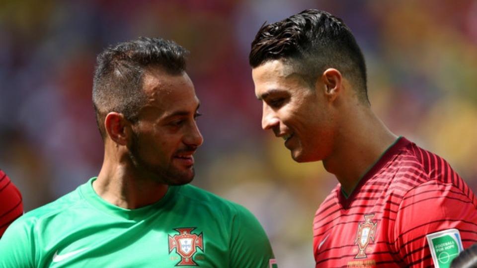 Beto'dan takım arkadaşı Ronaldo'ya övgü