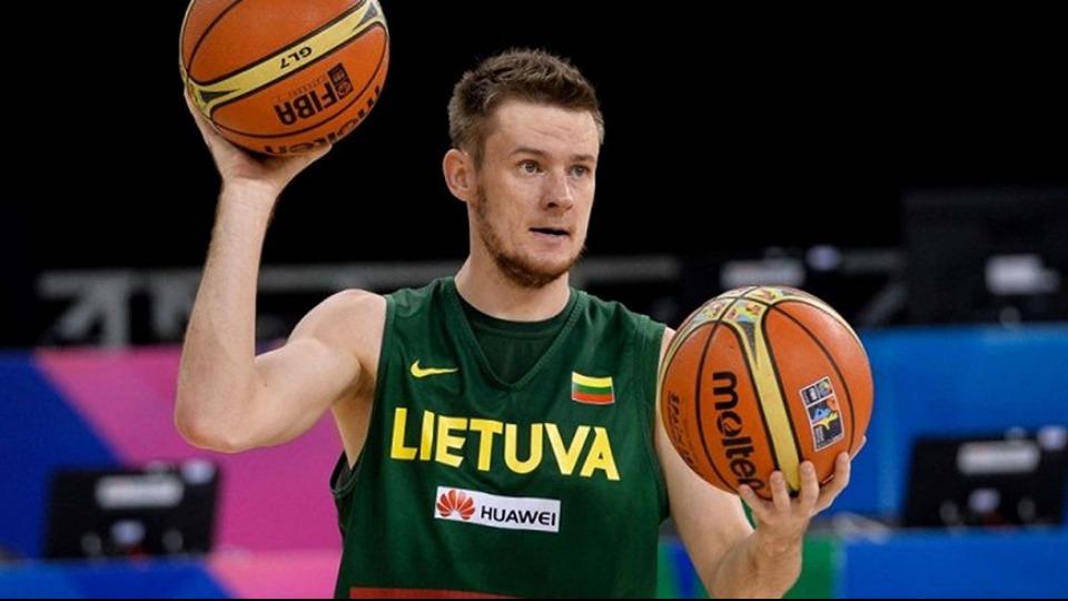 Sarunas Vasiliauskas, Gaziantep Basketbol'da