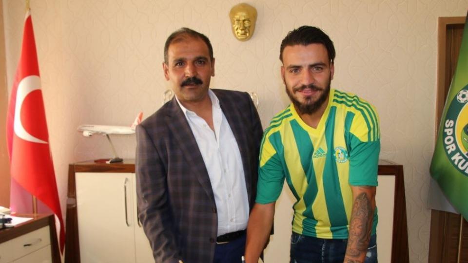 Şanlıurfaspor, İbrahim Şirin'i transfer etti
