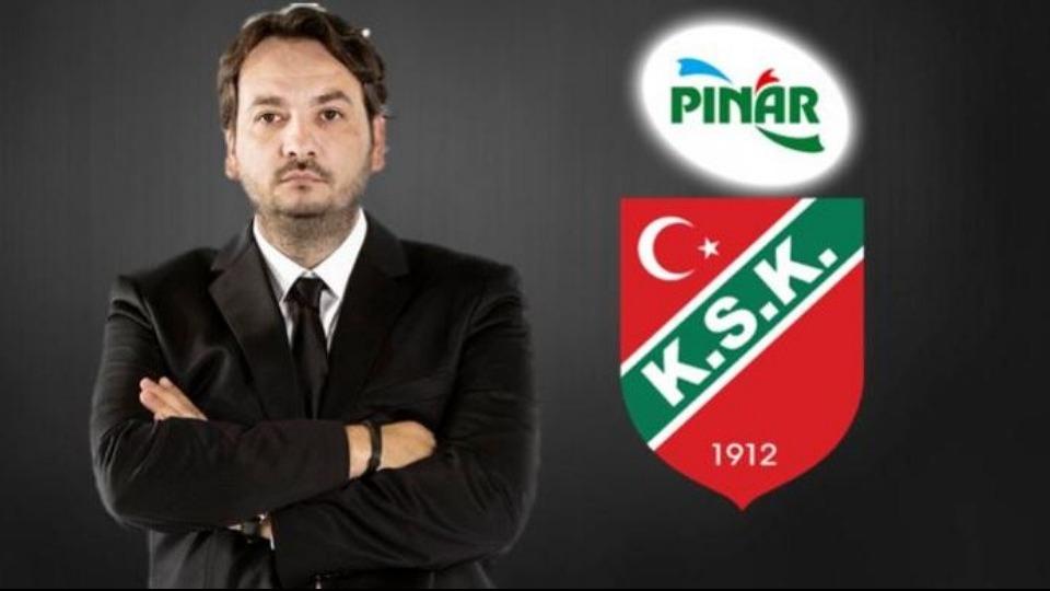 Pınar Karşıyaka, başantrenörlük görevine Özhan Çıvgın'ı getirdi