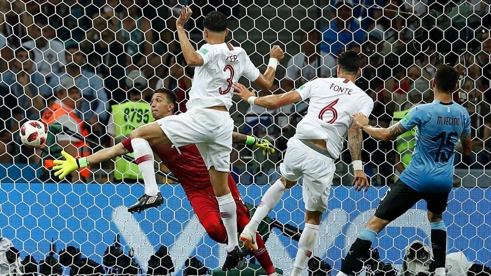 Pepe'nin golü Portekiz'e yetmedi! İşte deneyimli oyuncunun Uruguay maçı performansı...