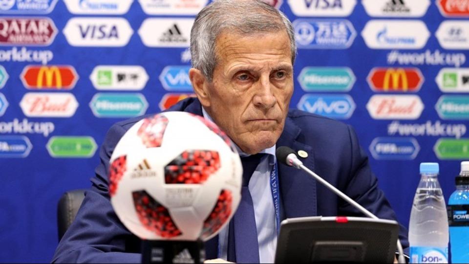 Oscar Tabarez: Çok zor bir karşılaşmaydı