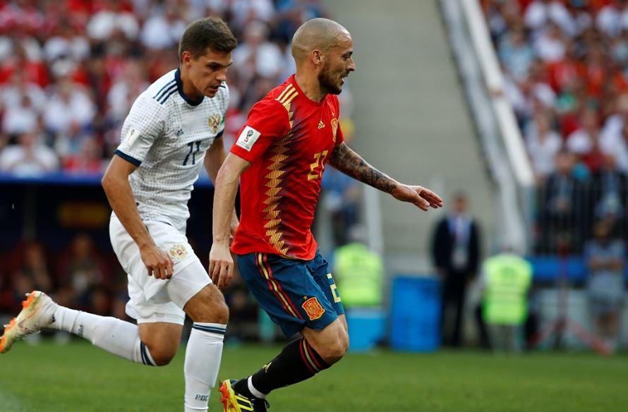 İspanya, Rusya maçında kaç başarılı pas yaptı?