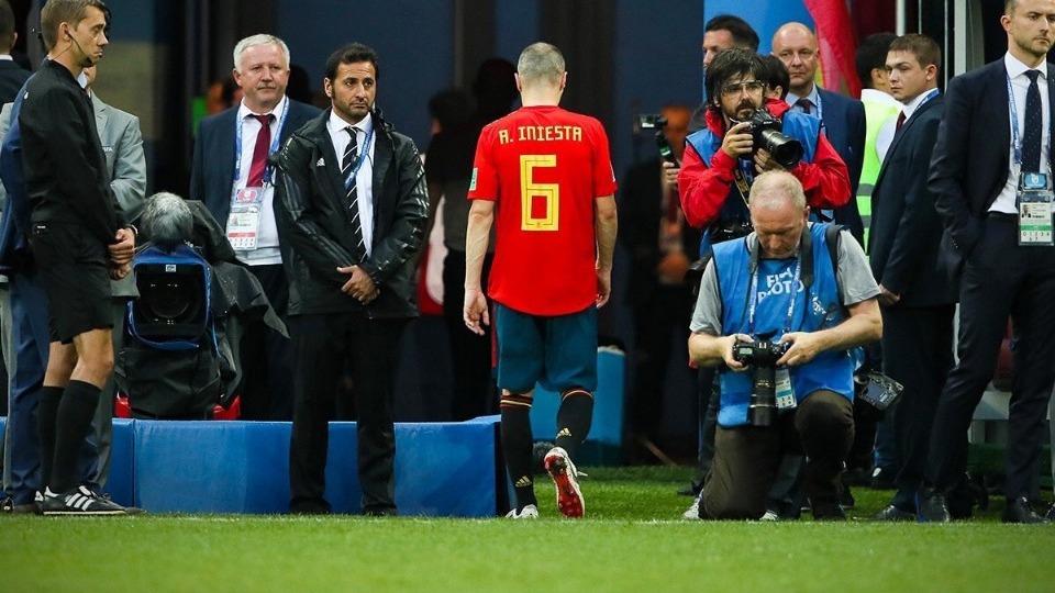 Andres Iniesta: Muhtemelen kariyerimin en kötü günü