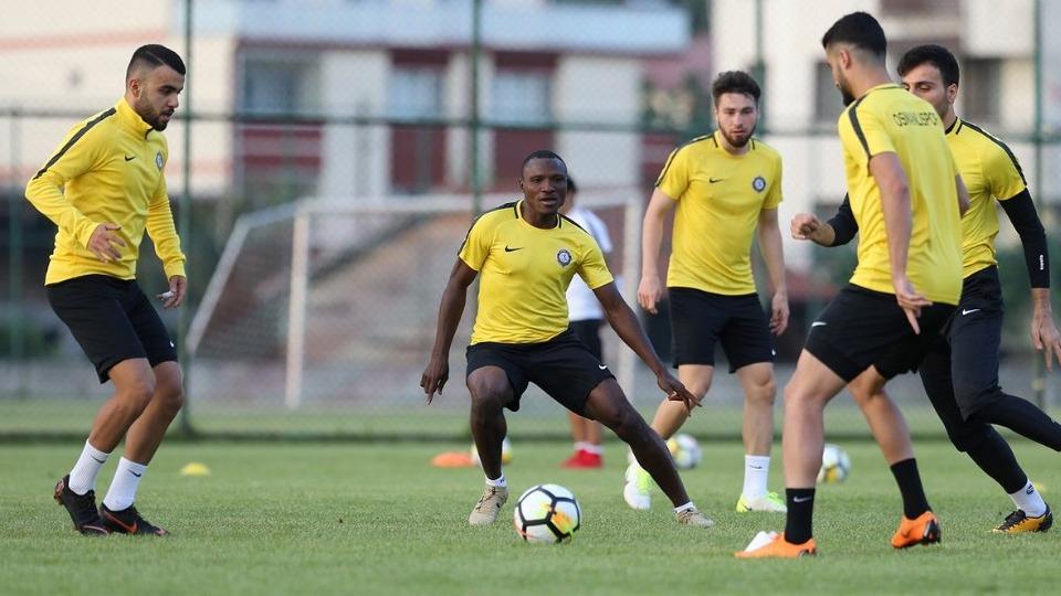 Osmanlıspor sezona iddialı giriyor