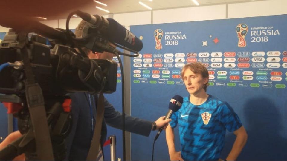 Modric: Penaltıyı kaçırmak benim için ağır oldu