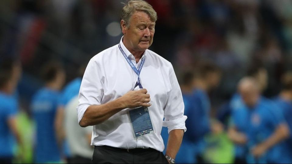 Age Hareide: ''Bu futbolun acımasız yönü''
