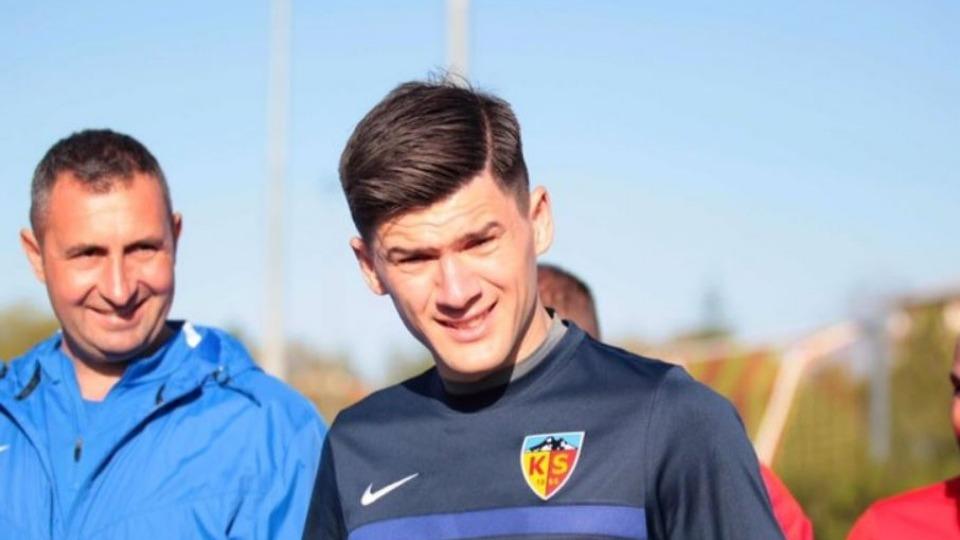 Kayserisporlu Sapunaru'ya transfer teklifi!