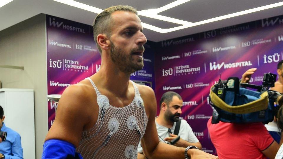 Fenerbahçe, sağlık kontrolünden geçti