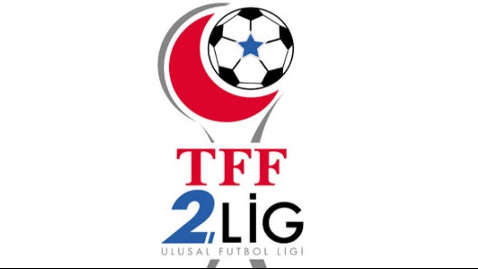 TFF 2. Lig kuraları çekildi!