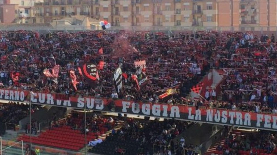 Foggia'ya 15 puan silme cezası