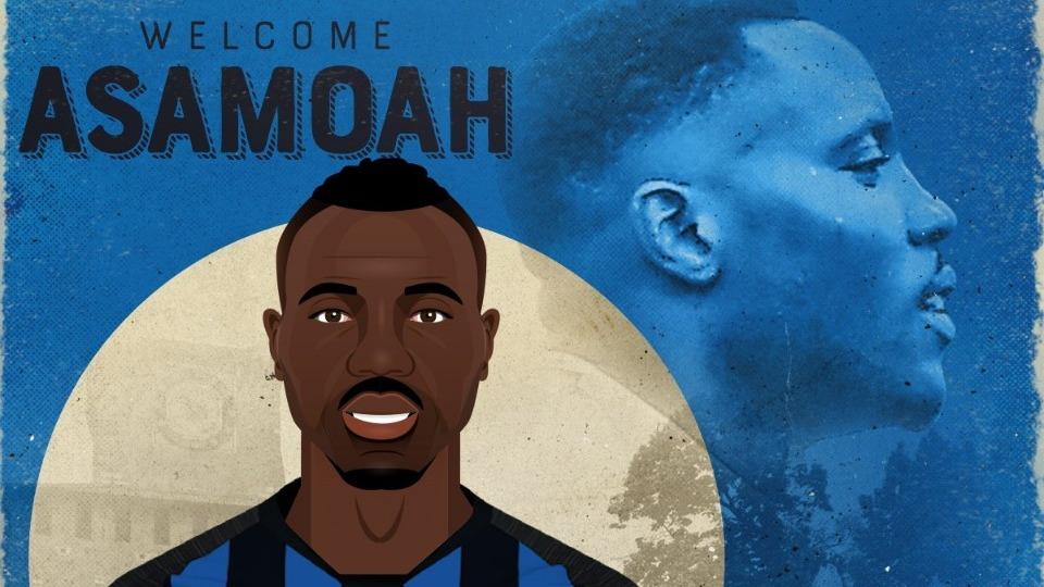 Asamoah resmen Inter'de!