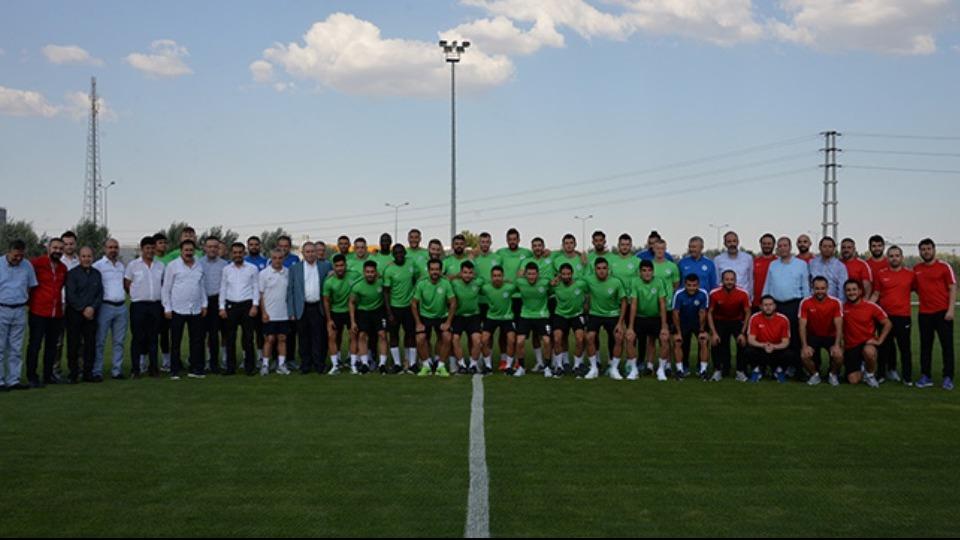 Atiker Konyaspor 2018-2019 sezonunu açtı