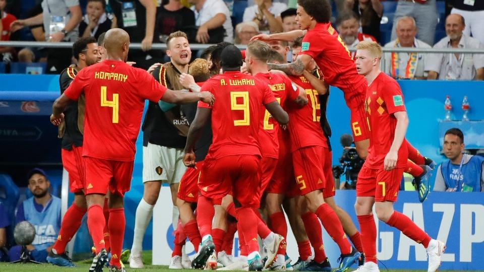 Gol düellosunda kazanan Belçika! Chadli ile tur geldi...
