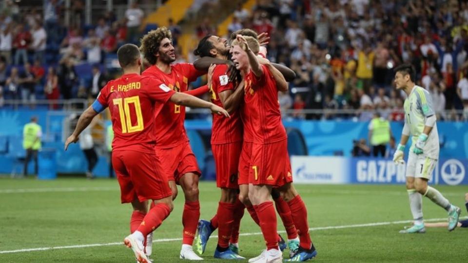 Belçika'dan 48 yıl sonra bir ilk! Dünya Kupası'nda..