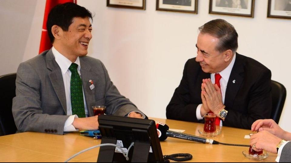 Japon büyükelçiden G.Saray'a Nagatomo telefonu!