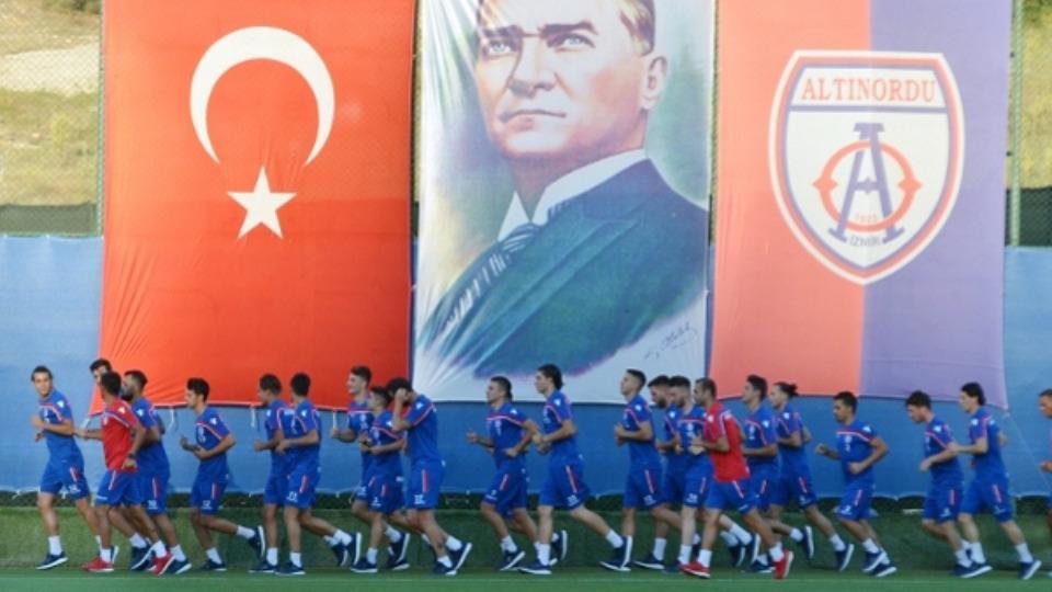 Altınordu şampiyonluk istiyor! Mehmet Seyit Özkan açıkladı...