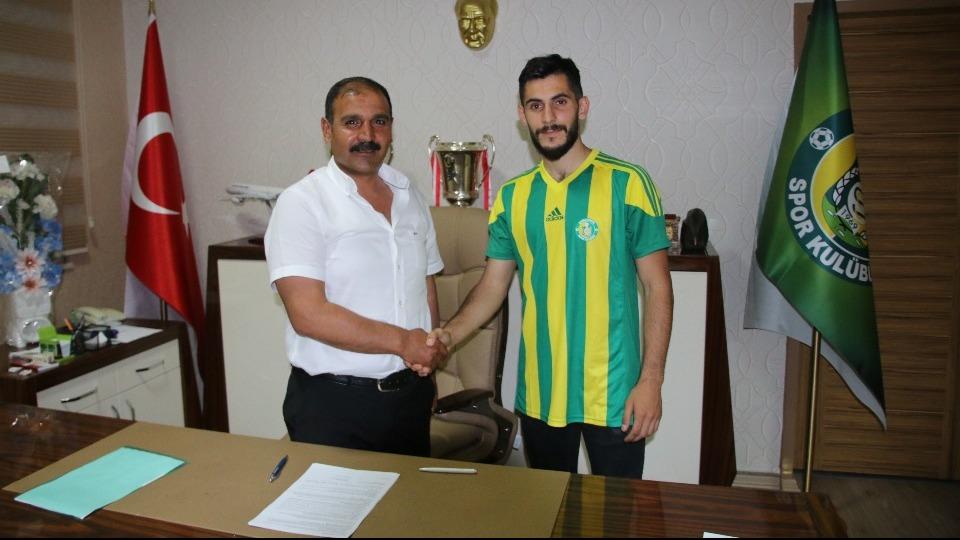Şanlıurfaspor, Selim Kayacı'yı transfer etti!
