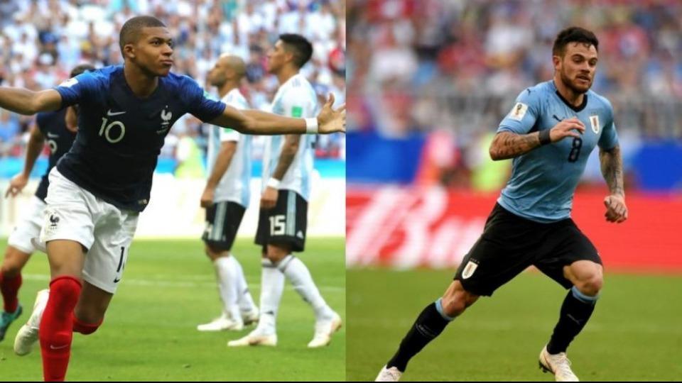 Uruguay ile Fransa'nın 94 yıllık rekabeti