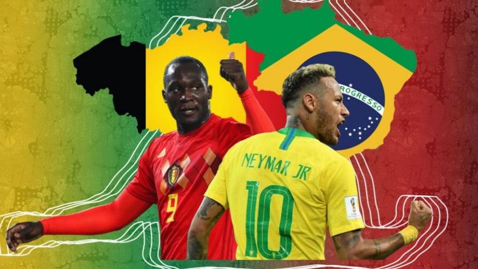 Brezilya ile Belçika 5. kez karşı karşıya!