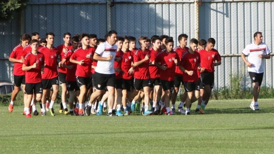 Manisaspor Teknik Direktörü Erkan Aslan: ''Gençlerimize A takımda şans vereceğiz''