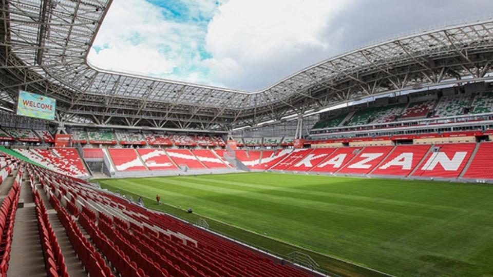 Tataristan'ın başkenti Kazan, Dünya Kupası'na veda ediyor