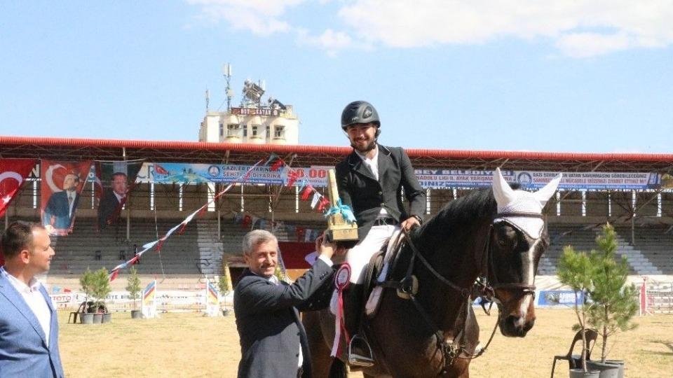 Engel Atlama Anadolu Ligi 7. Ayak Yarışmaları başladı!