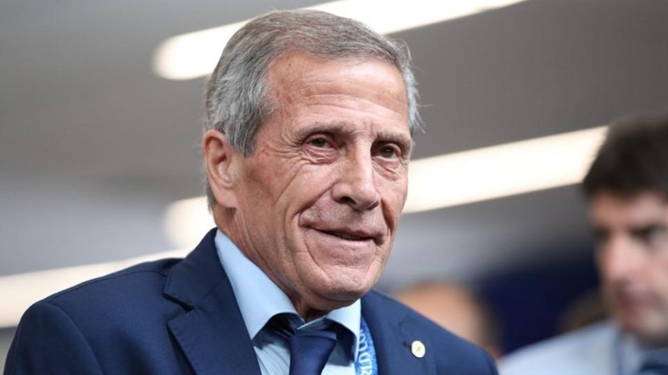 Uruguay Teknik Direktörü Oscar Tabarez: ''Muslera bizim için her zaman çok önemli bir oyuncu oldu''
